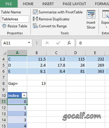 create_area_table